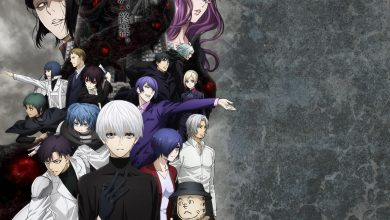 Photo of Tokyo Ghoul -re