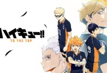 Photo of HAIKYU!! To The Top