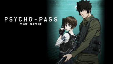 Photo of PSYCHO-PASS The Movie