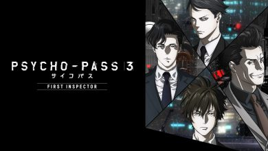 Photo of PSYCHO-PASS 3 – First Inspector