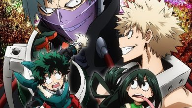 Photo of My Hero Academia OVA – Training of the Dead