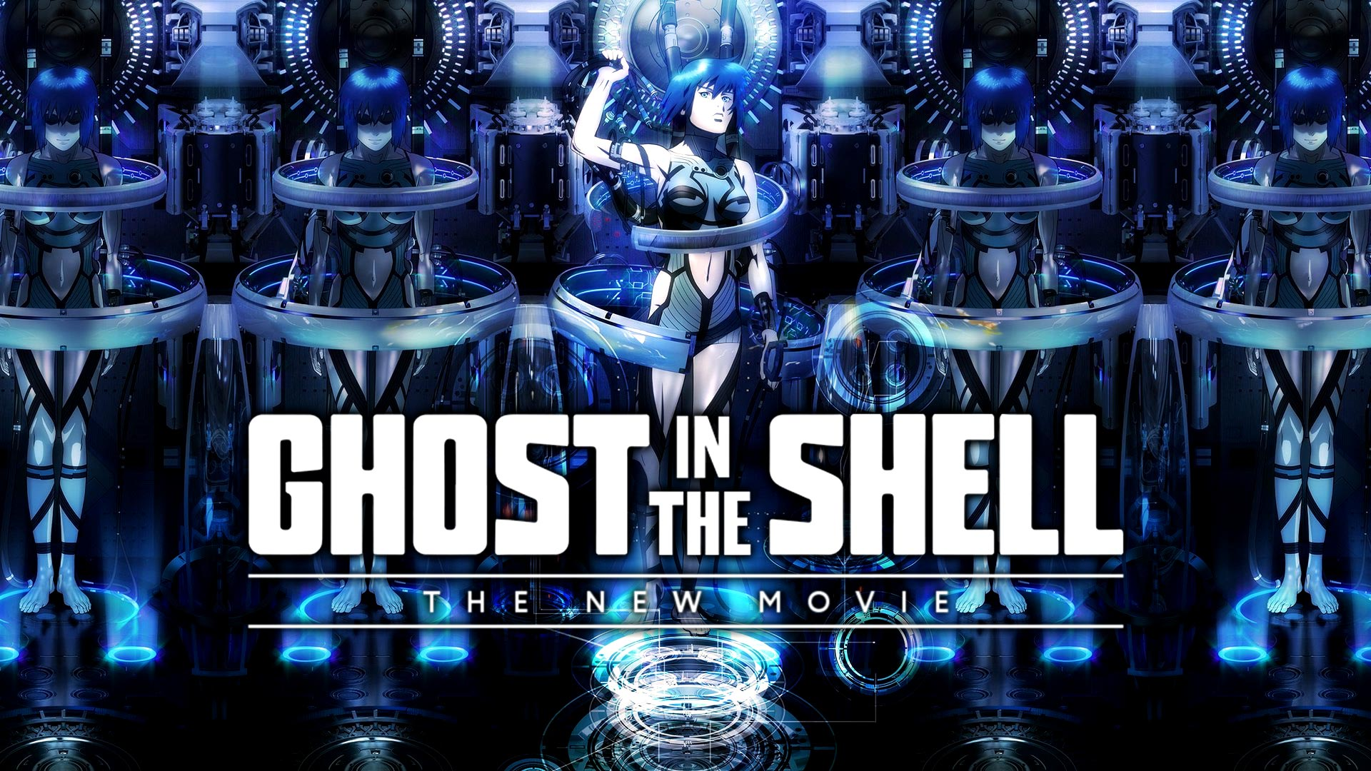 Ghost In The Shell 2021