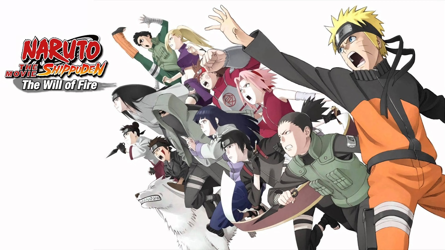 Naruto Shippuden M03 - The Will of Fire